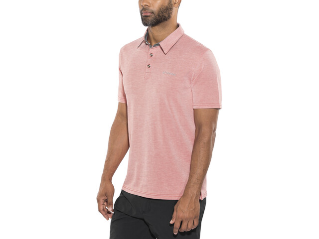 Columbia Nelson Point - T-shirt manches courtes Homme - rouge